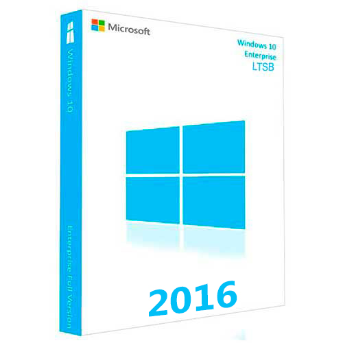 Microsoft Windows 10 Enterprise LTSB 2016